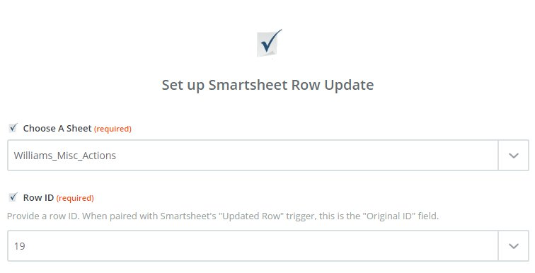 Forcing TODAY() refresh in Smartsheet – Ronin Global